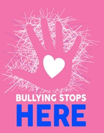 Previous T-Shirts - PINK T-SHIRT DAY SOCIETY ~ BULLYING STOPS HERE