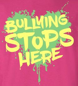Pink T-Shirt Day Anti Bullying Campaign - Home